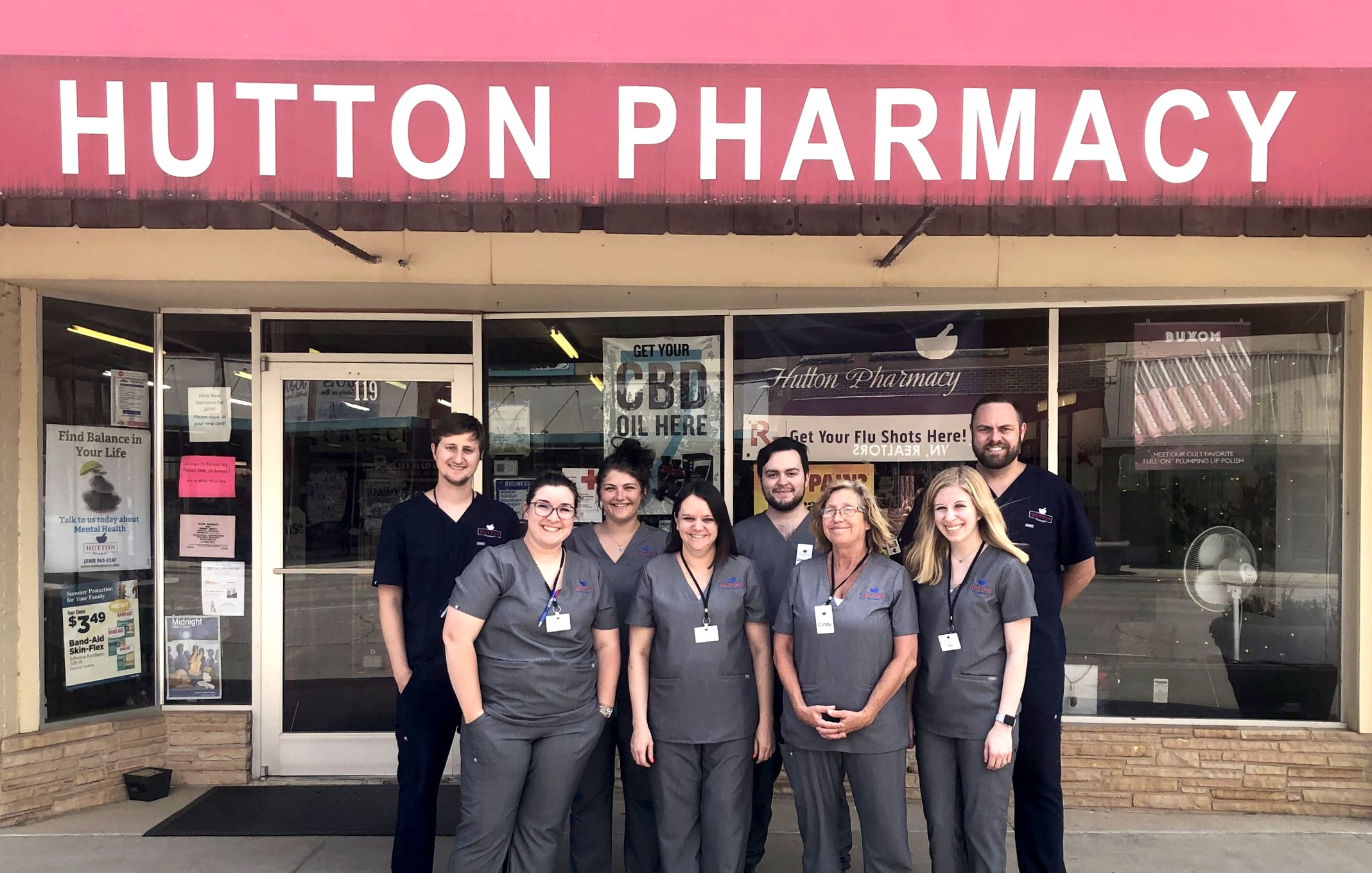 Our people make your pharmacy experience different - Get to know us (Click here)
