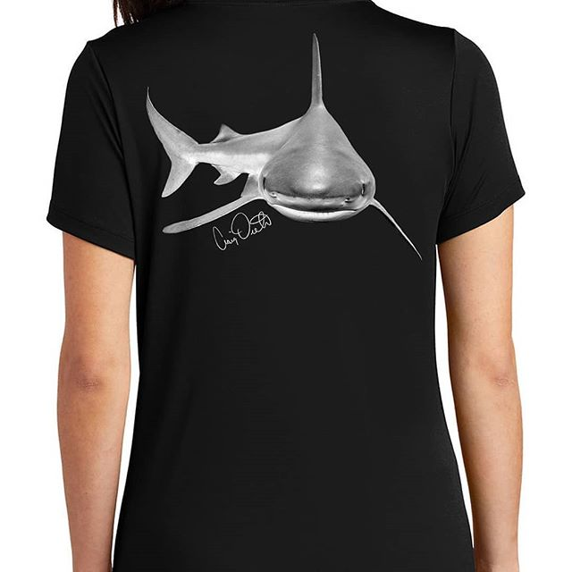 Artistic Shark.  Buy now at dietrichclothing.com