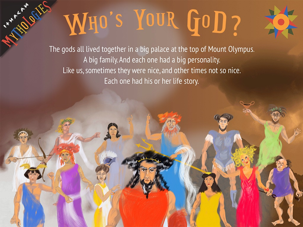 Who's Your God?