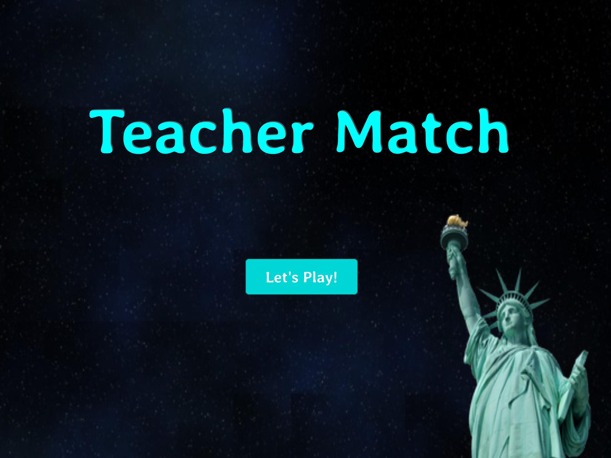 Teacher Match