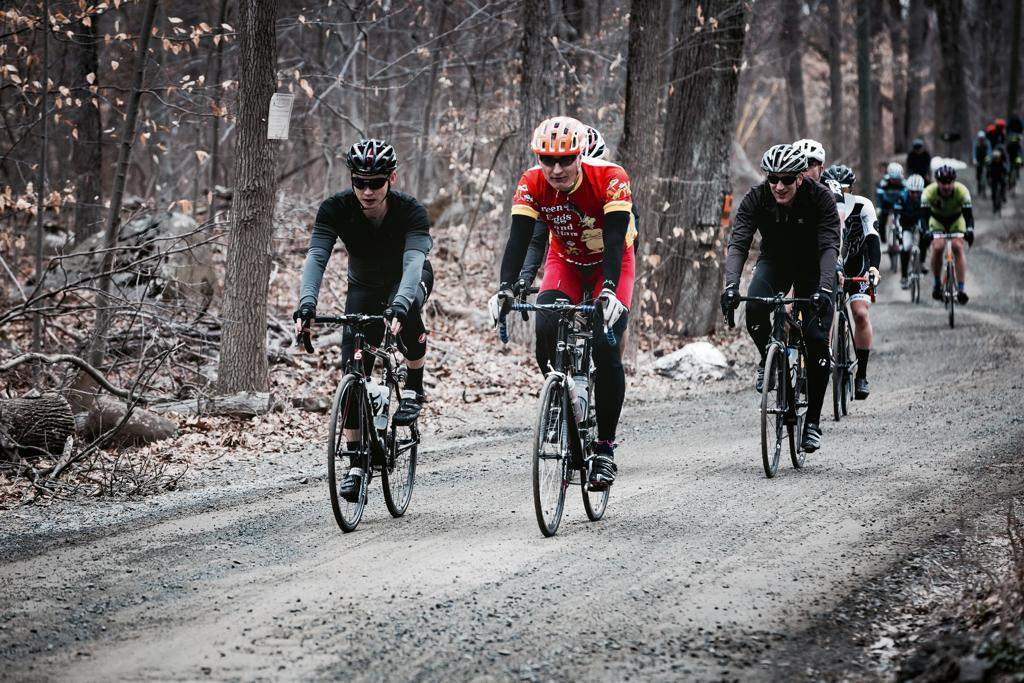 SmrT Hydration's founders getting some gravel riding in early one season.