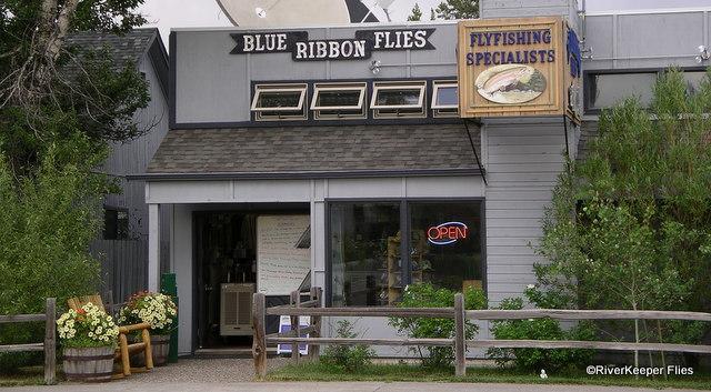 Blue Ribbon Flies Shop