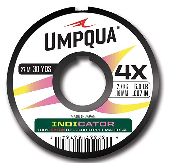 Umpqua Indicator Tippet