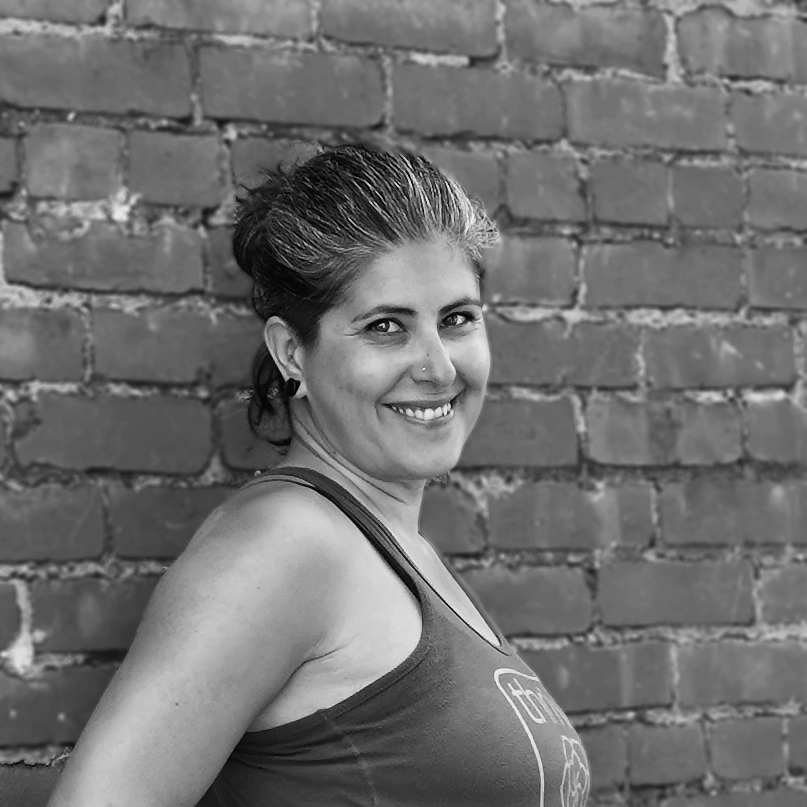 hediyeh bell   Hediyeh's classes are gently heated to between 80-85 degrees. Expect restorative postures integrated into creative, strengthening flow.  Read more…