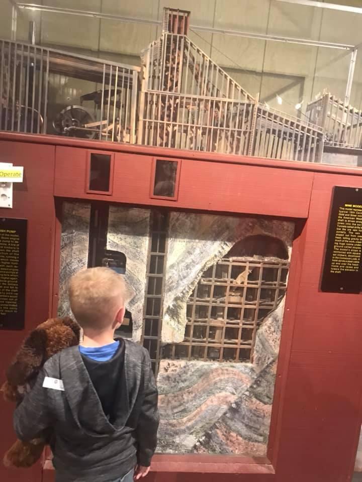 Kid at Large Stamp Mill display.jpg