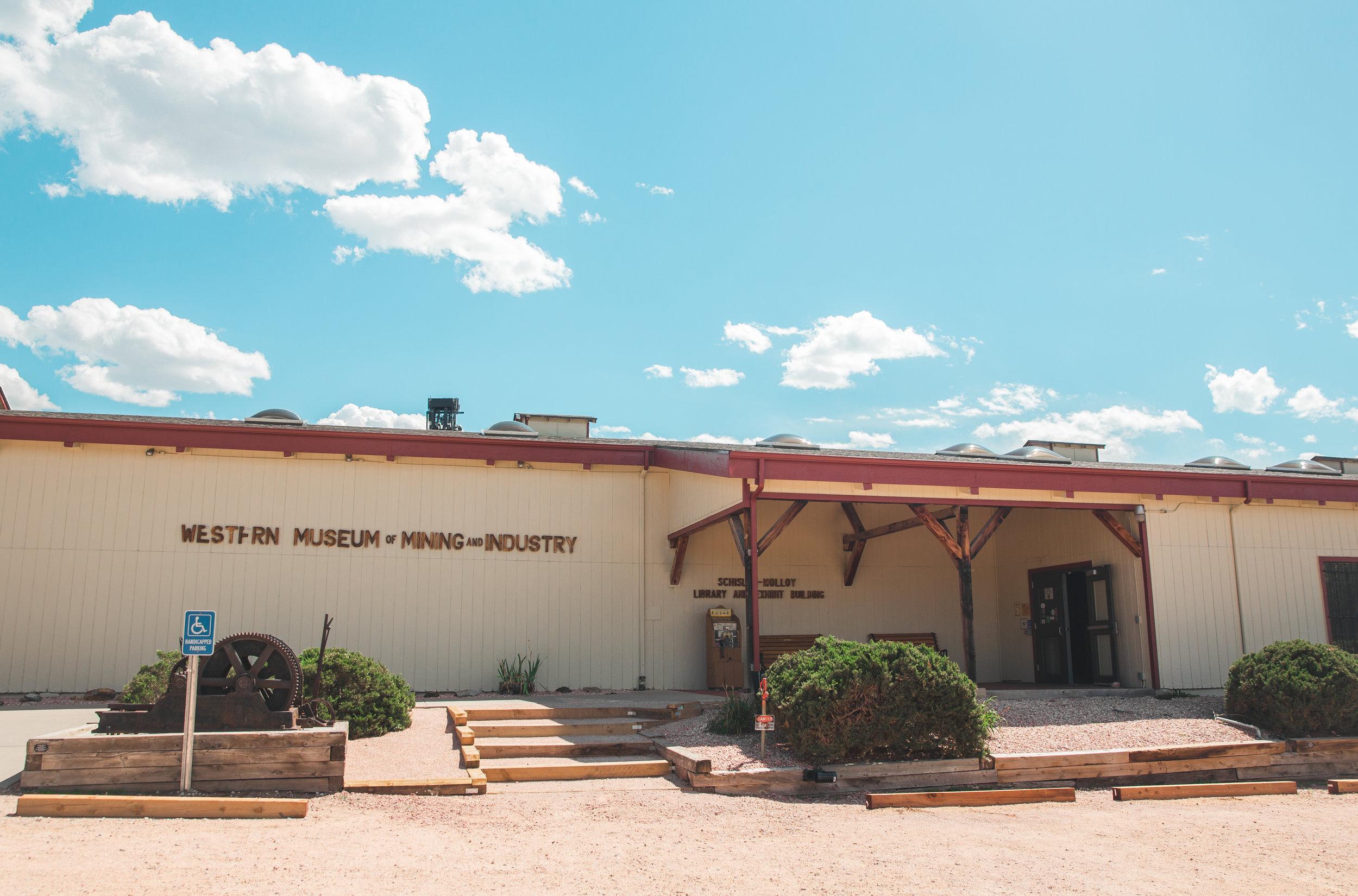 Western Museum of Mining & Industry
