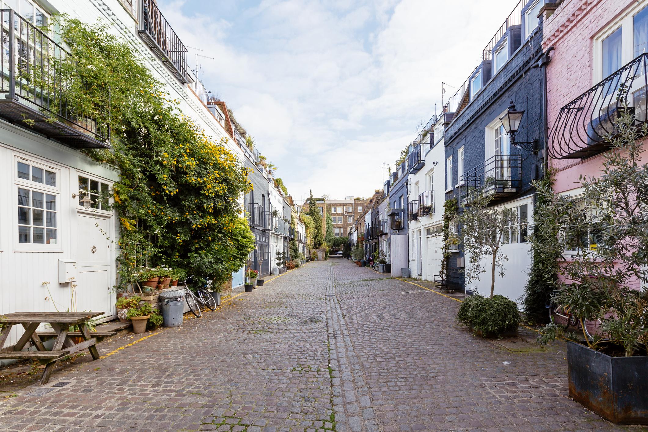 LONDON GUIDES -
