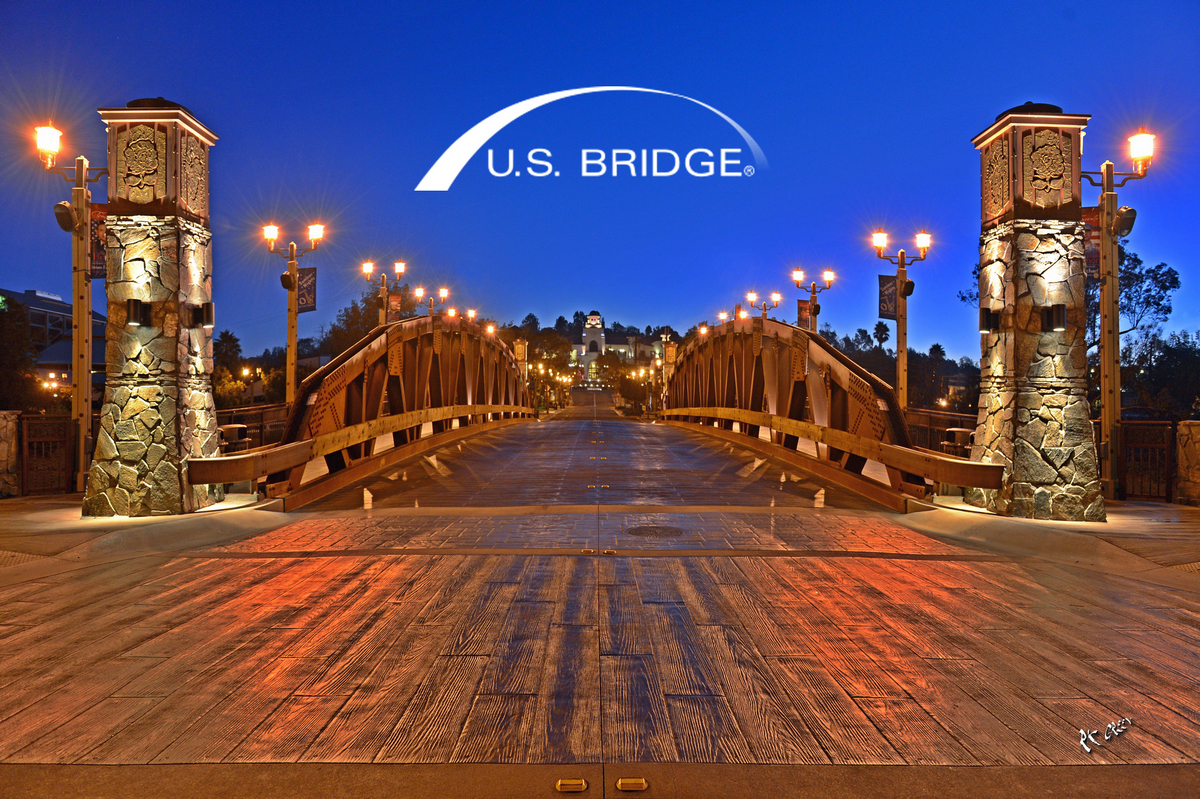 U.S. Bridge - We love shooting for companies and services that need to showcase their best work. U.S. Bridge sets itself apart as one of the premier bridge construction companies in the industry. We were proud to shoot their work, and we'd be just as happy to take photos of your work as well!