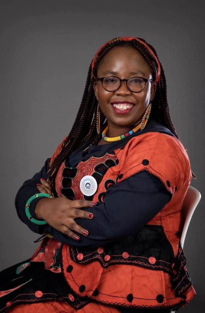 Francisca Awah Mbuli, founder and CEO of Survivors' Network