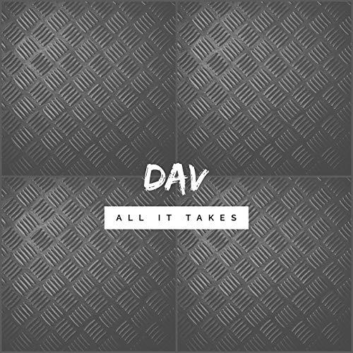 "All It Takes - DAV ft. Jon the Revalaytor - ""My life was beaten and battered with no meaningBarely breathing, falling to piecesStepped in the ring to face the hateThat's when I heard a voice sayYou will know my nameOne life, one love, that's all I really neededOne life, one love, thank you Jesus"""