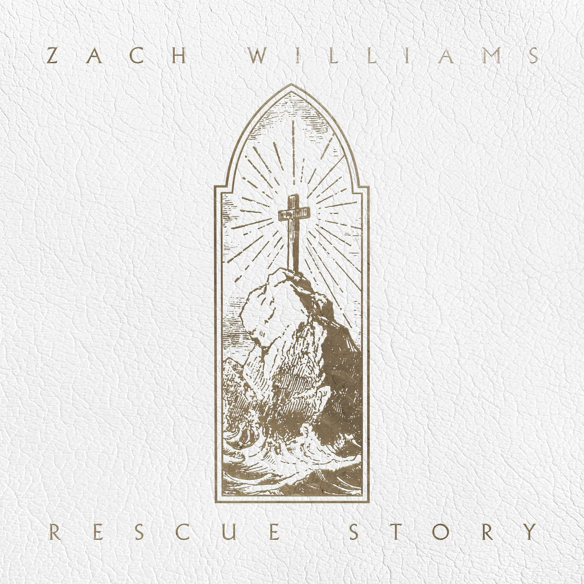 "Rescue Story - Zach Williams - ""You were the voice in the desertCalling me out in the dead of nightFighting my battles for meYou are my rescue storyLifted me up from the ashesCarried my soul from death to lifeBringing me from glory to gloryYou are my rescue story"""