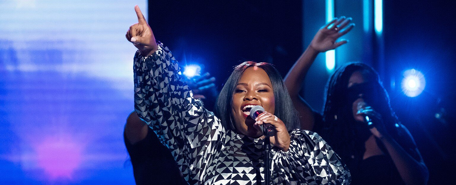 Gospel Worship Recorded Songof the Year -