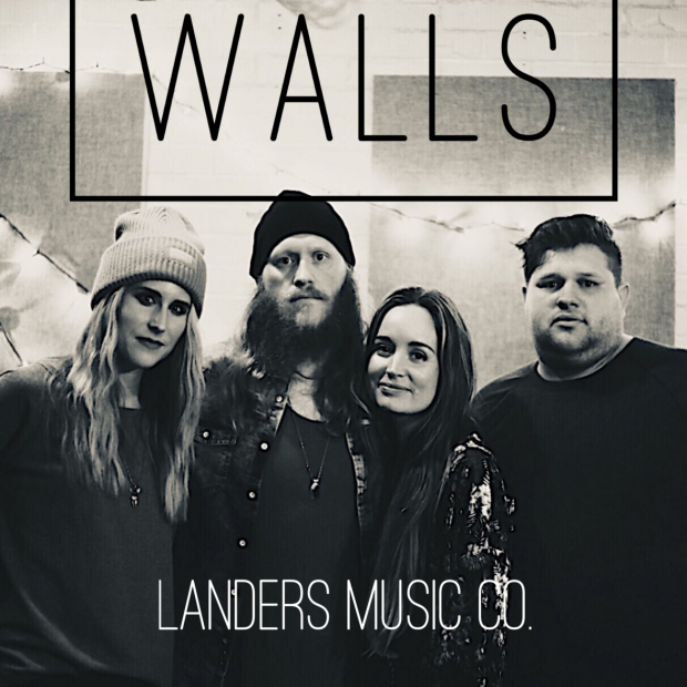 "Walls - Landers Music Co. - ""So I am gonna sing Until my lungs give out I will keep believing Til the walls come down You are never shaken By my waves of doubt So I will put my faith In Your unfailing power, God"""
