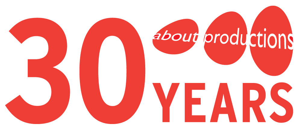 Copy of About Productions 30 YRS LOGO CROPPED (RED+WHITE).png