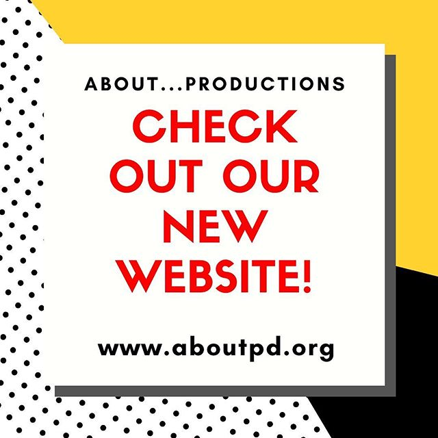 We're excited to reveal our new website!  Created by our wonderful Los-Angeles-County-Department-of-Arts-and-Culture intern, Elena Rey, who worked with us while on summer break from Vassar College. Please check it out, including an announcement about our newest production!  www.aboutpd.org  #newwebsite #newseason #newbeginnings #aboutpd