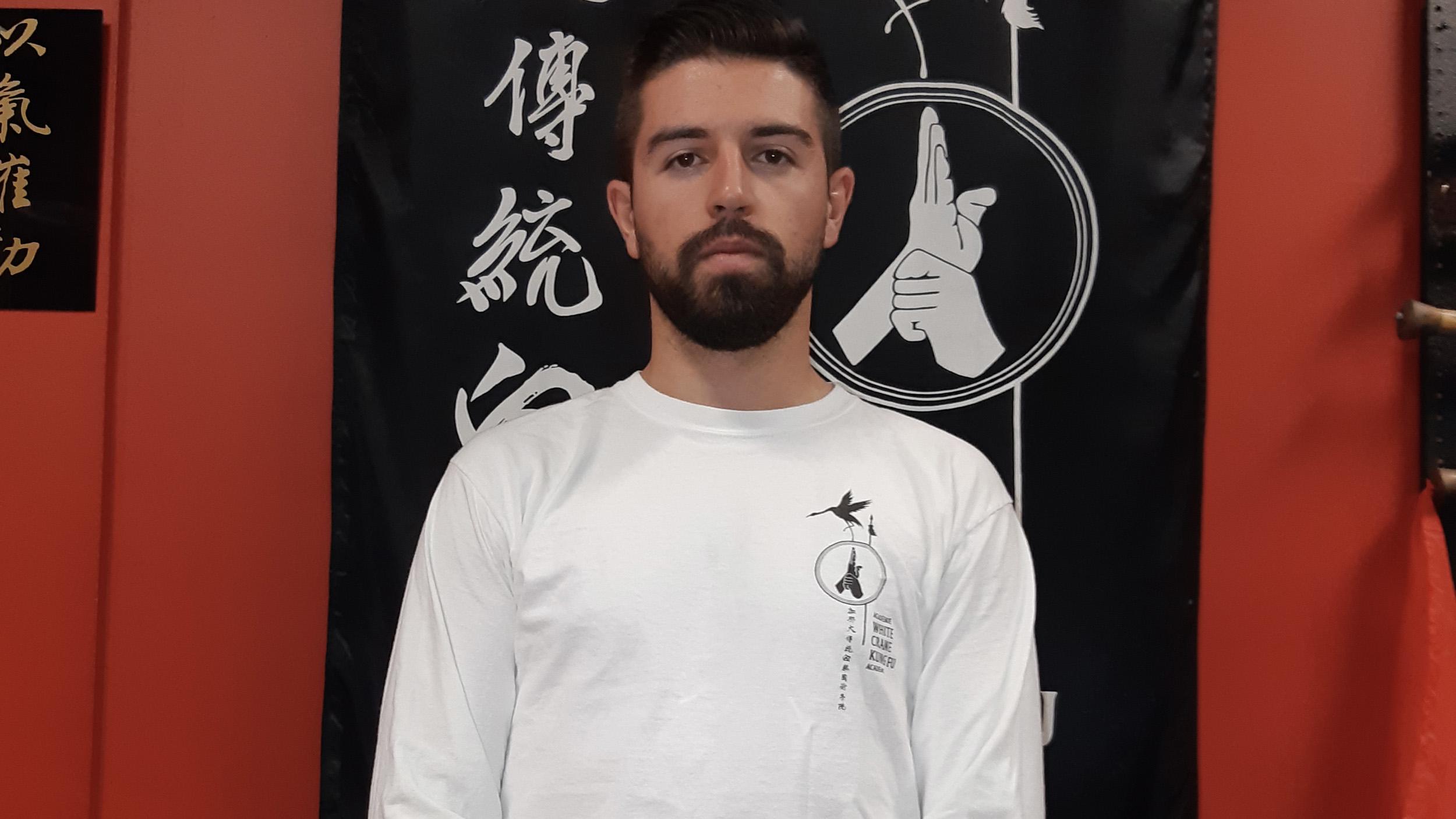 Jiao Lien Alexandros Giorgas - Enseigne depuis 2017