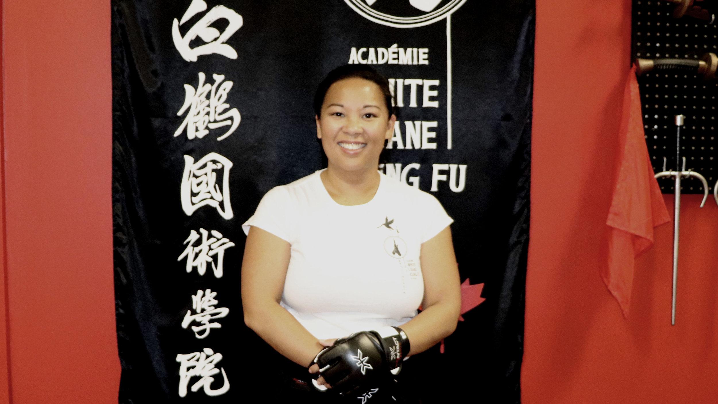 Jiao Lien Carla Baquiran - Teaching Since 2018