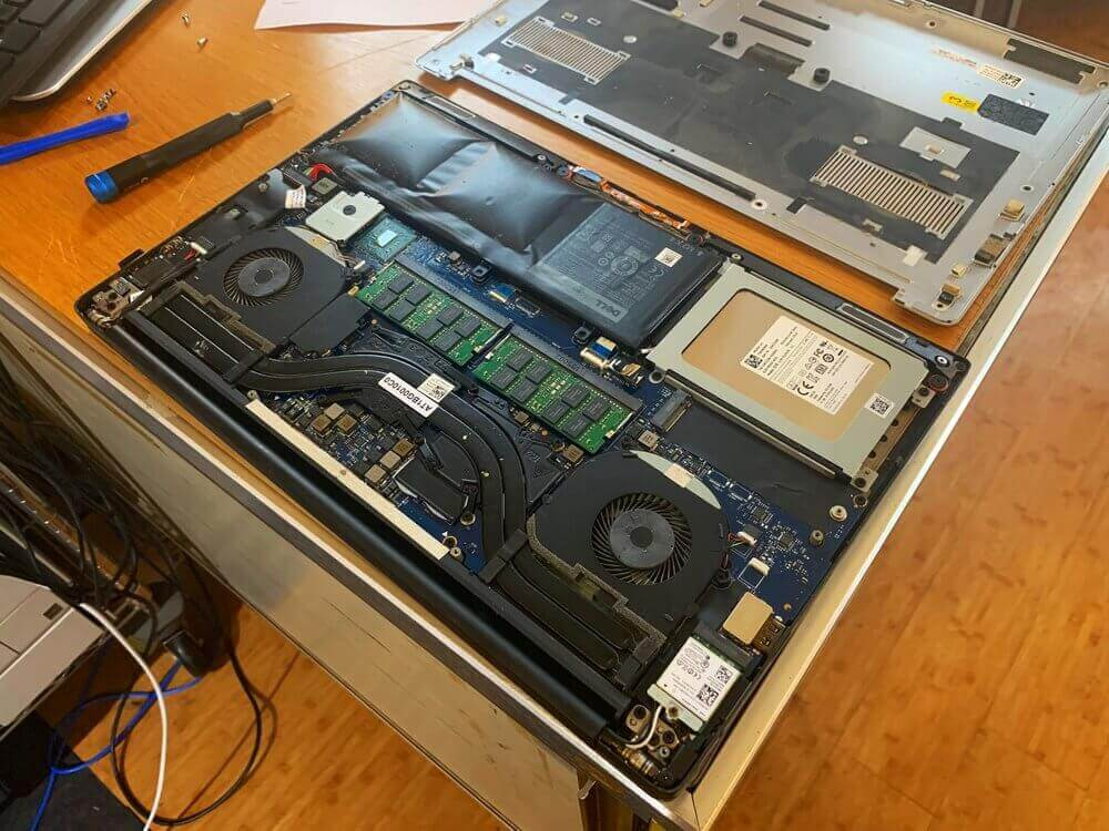 In-Shop Repair + Diagnostics - With a fast turnaround time on all shop repair services and a free second look on the same issue within 30 days, we can repair laptops and desktops. Our services include, but are not limited to: tune-ups of slow machines, hard drive to solid state drive upgrades, OS upgrades, data backup + recovery, hardware troubleshoot and repair, and more.
