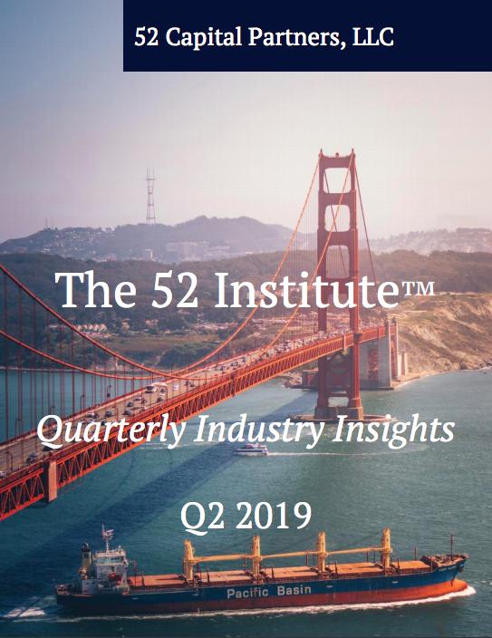 Q2 2019 Quarterly Industry Insights