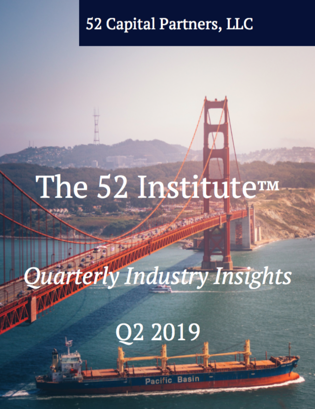 Quarterly Industry Insights Q2 2019