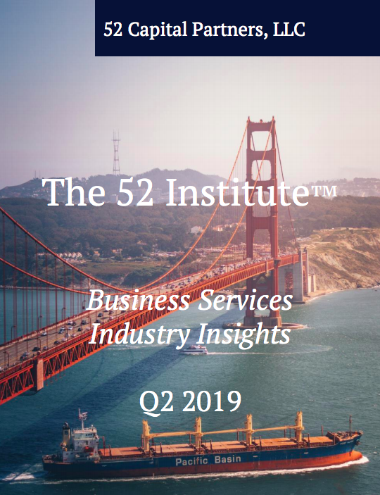 Business Services Industry Insights Q2 2019
