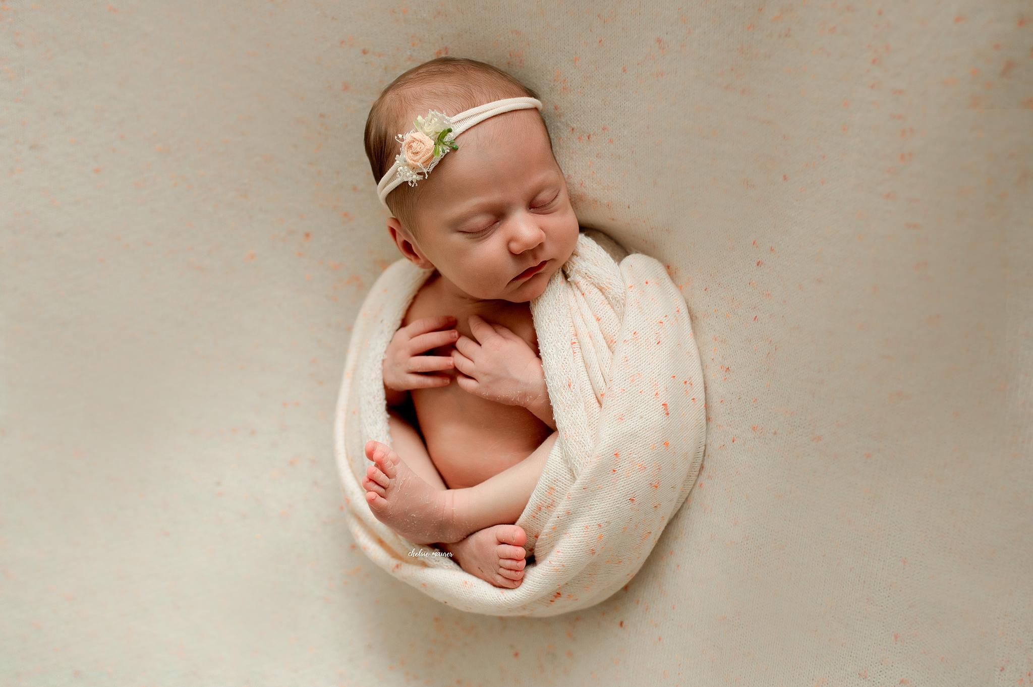 newborn photography in detroit mi