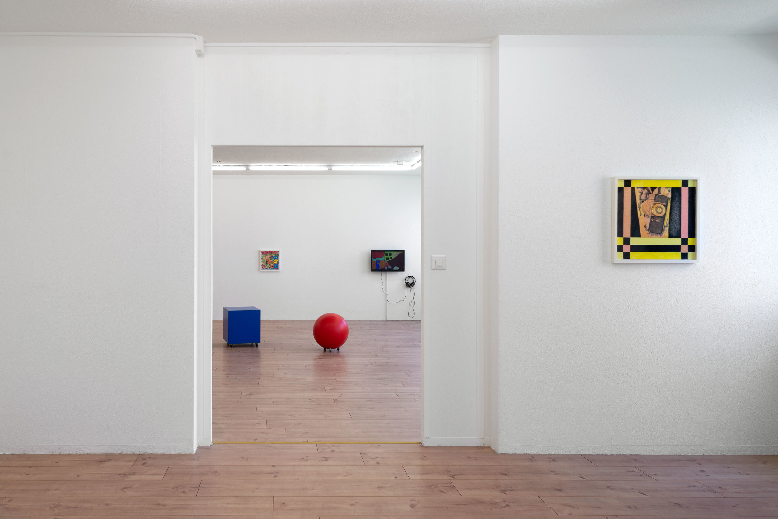 Installation View - Size Matters