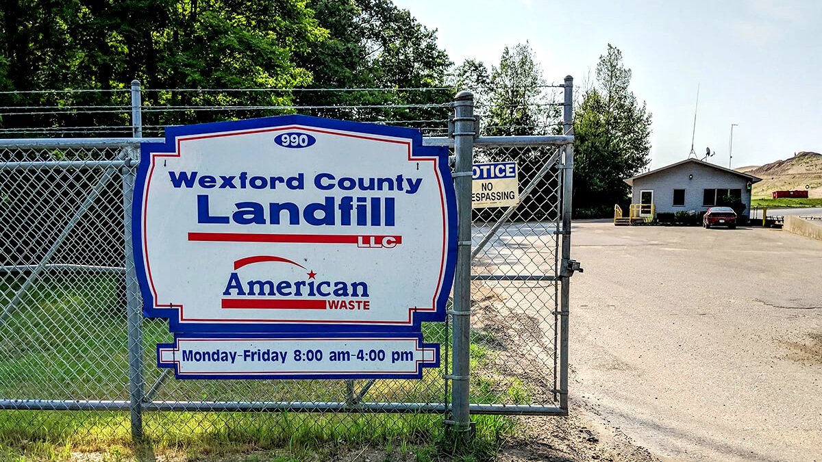 Wexford County Landfill Disposal Center