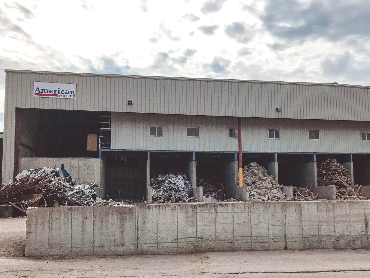 Construction & Demolition Recycling Facility, Kalkaska MI