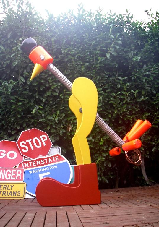Roadrunner Go Stop