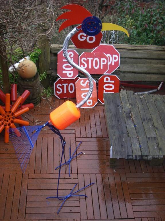 Roadrunner Stop Go
