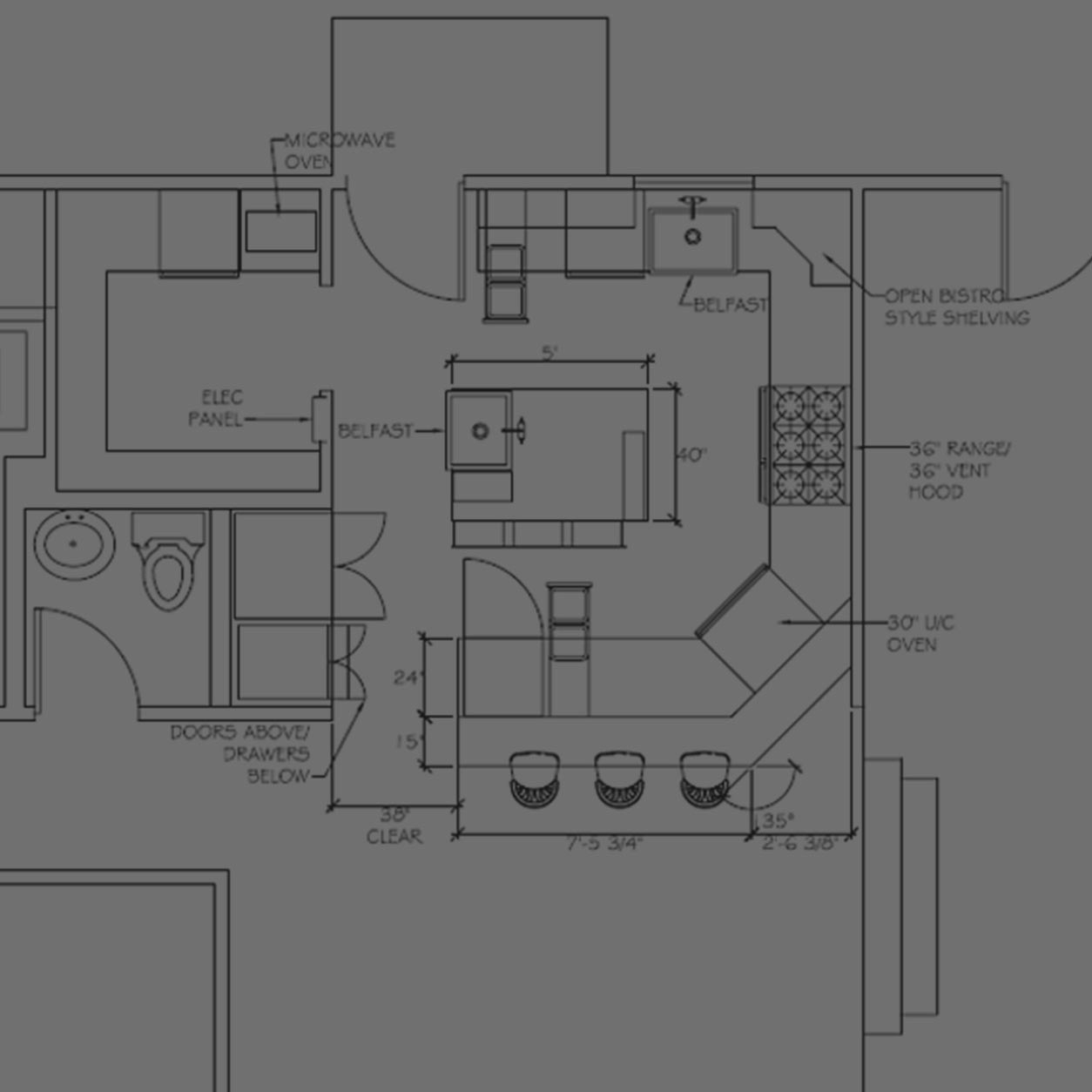 Restaurant + Bar Design -