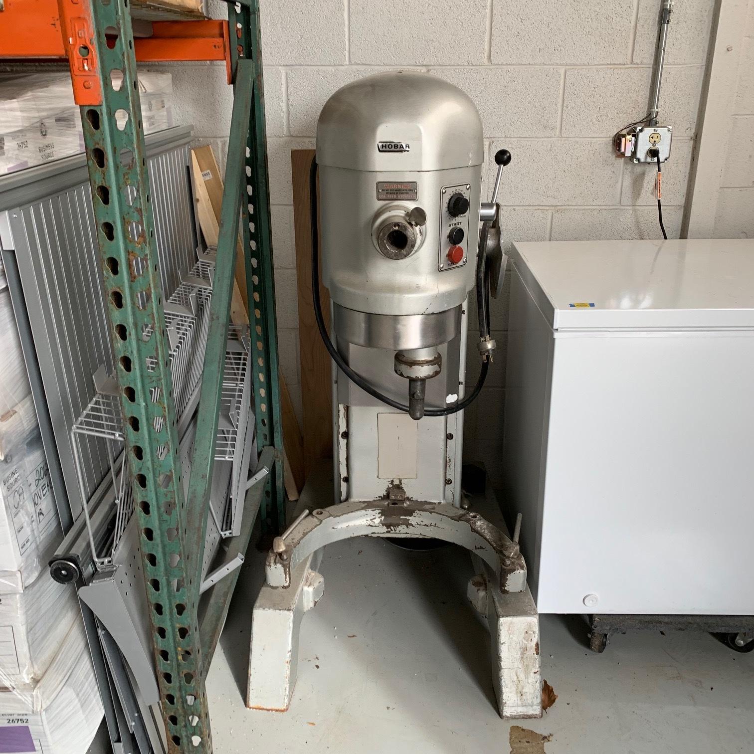 Hobart 60 Qt. Mixer