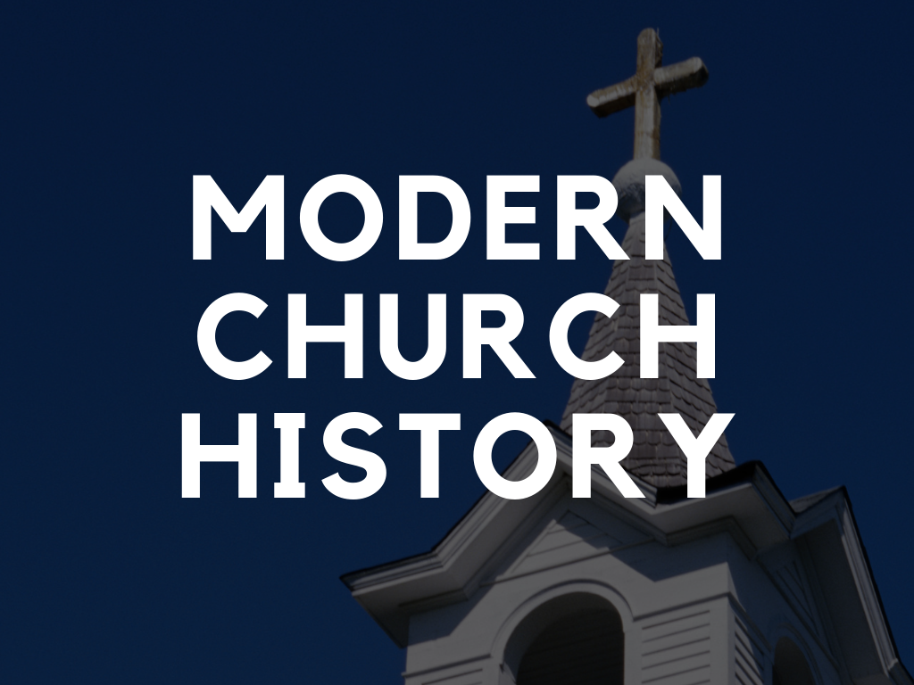 Modern Church History │ Dr. Gary W. Graber - This church history course engages with events and important Christian figures in the West after the Reformation to present day. It will help Christian leaders better understand the philosophies and ideas which have largely influenced our present-day Christian heritage.This course will run Mondays 2–5pm.Location: The Bible House (315 Lisgar St, Ottawa, ON)DOWNLOAD SYLLABUS