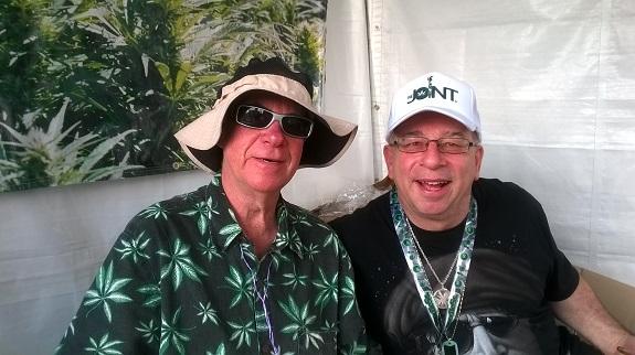 Ed Rosenthal and Casper Leitch take Time 4 Hemp