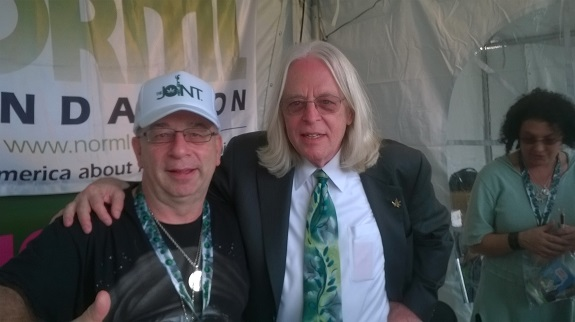 Casper Leitch and Keith Stroup take Time 4 Hemp