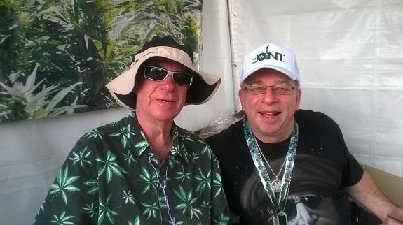 Ed Rosenthal & Casper Leitch -