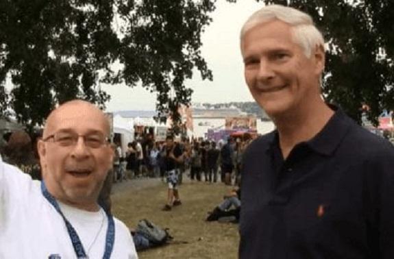 Casper Leitch & Judge Jim Gray -