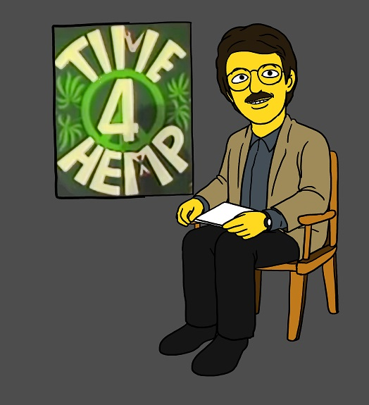 Casper Leitch is the Father Of Marijuana Media.