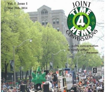 May 2014 Joint Conversations Newsletter