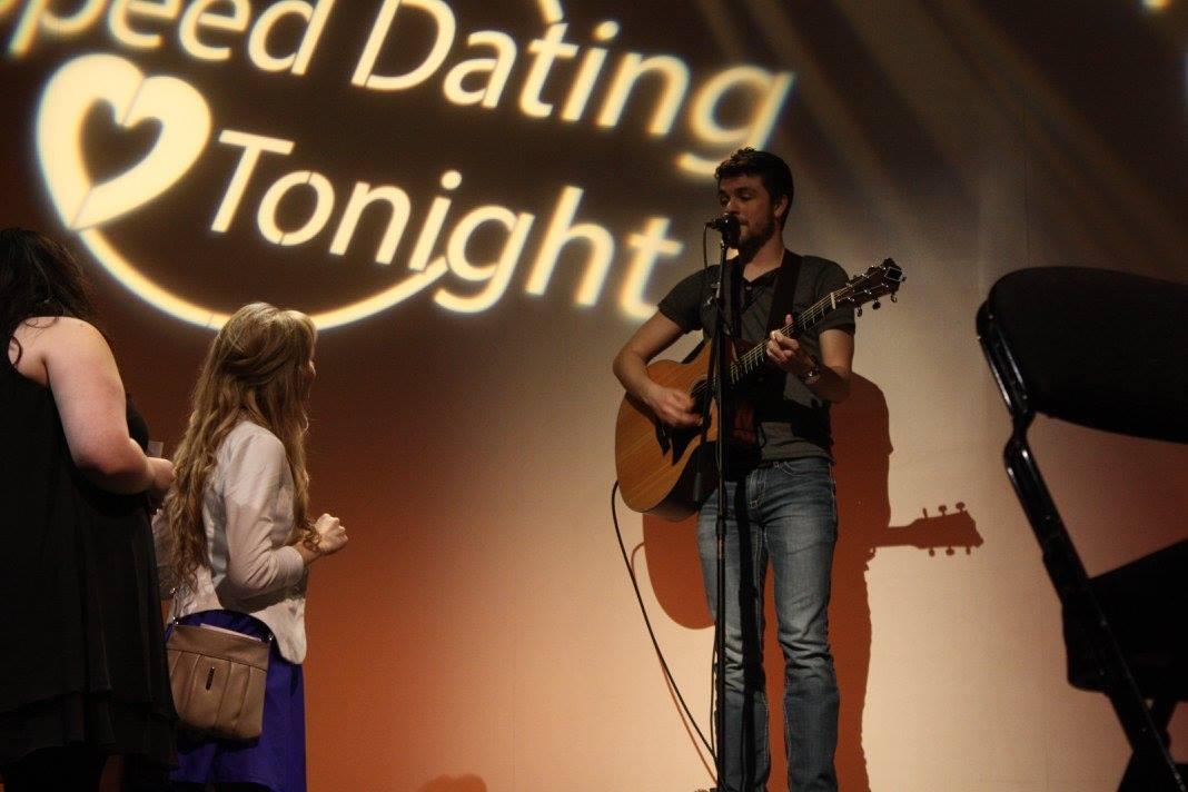Speed Dating Tonight - Arkansas State University 2016 (Director) Photo Credit: Kiera Link