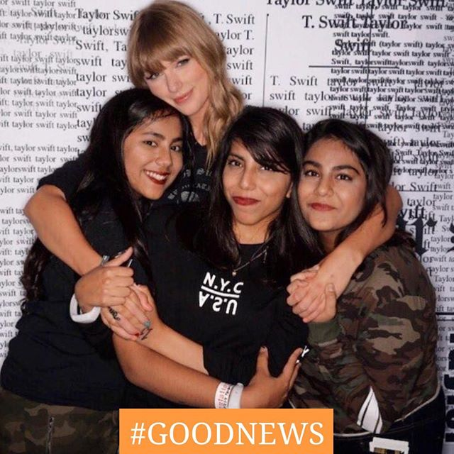 "#GoodNews Taylor Swift sent $6,386.47 to a University student in Canada. Ayesha Khurram, a huge fan of T-Swift, posted on Tumblr on Monday about struggling to pay for tuition. Two hours later, Khurram received a PayPal transfer from Taylor Swift, LLC with the note, ""Ayesha, get your learn on girl. I love you! Taylor."" Khurram studies accounting and financial management at the University of Waterloo in Ontario. She said her tuition went up to almost $9,000 this year and she didn't know how she was going to afford it. ""It feels like this huge burden has been lifted off me."" • • • #PressedNews #InstaGood @taylorswift @ayeshakhurram @uofwaterloo @paypal #UWaterloo #TaylorSwift #Canada #CanadianUniversity #CanadianNews #News #TopNews #NewsoftheDay #FridayFeeling"