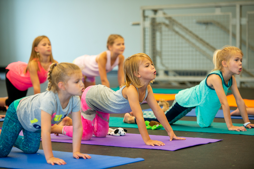 Preschool Yoga - Preschool classes are fun and engaging with songs, lots of movement, and a rest time.4-week sessions available during or after school.$55/4-week session6 child minimum, 13 child maximum without an assistant
