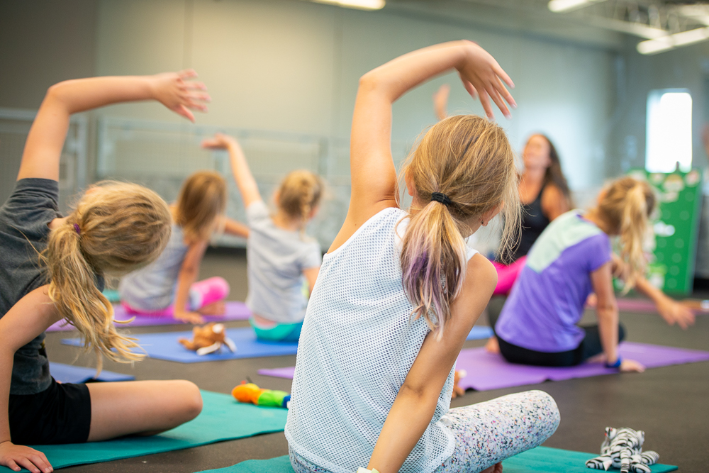 Yoga and MindfulnessTools for Teachers - 75 minute workshop: $650.00½ or Full day training: $1,850/$2,485