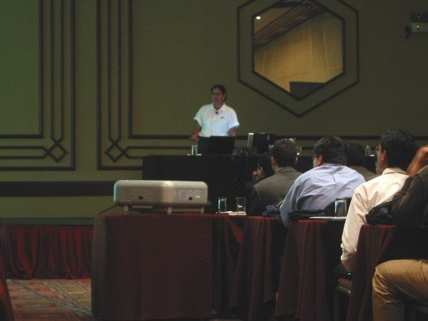 2003: Microsoft TechNet, Technical Conference