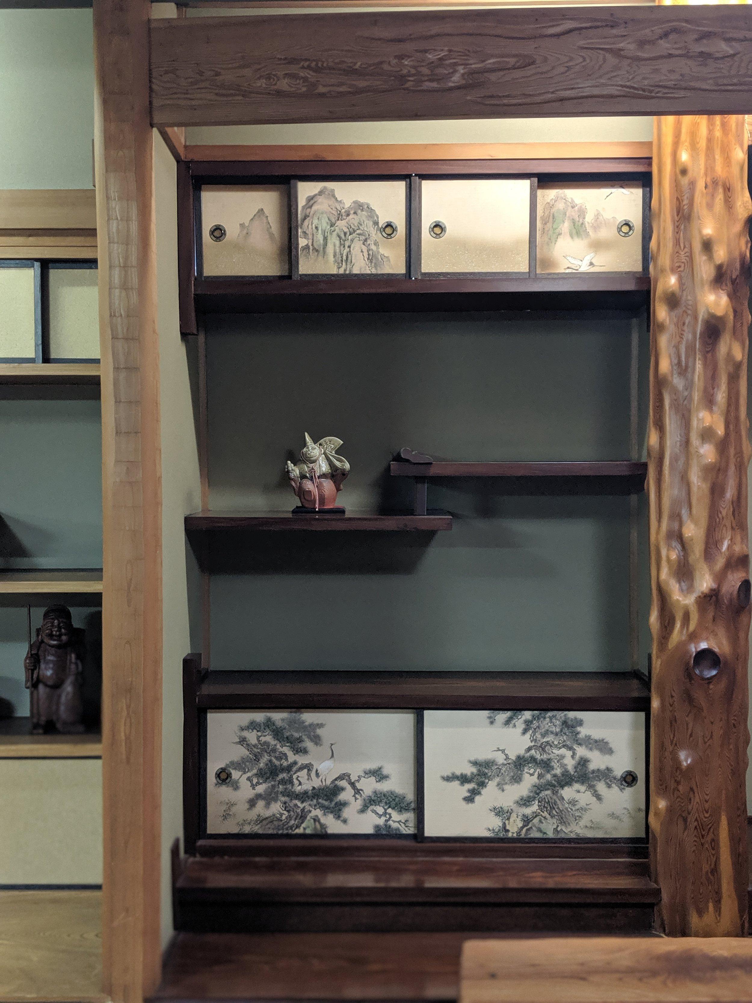 日本の伝統と美 - 伝統的な和室