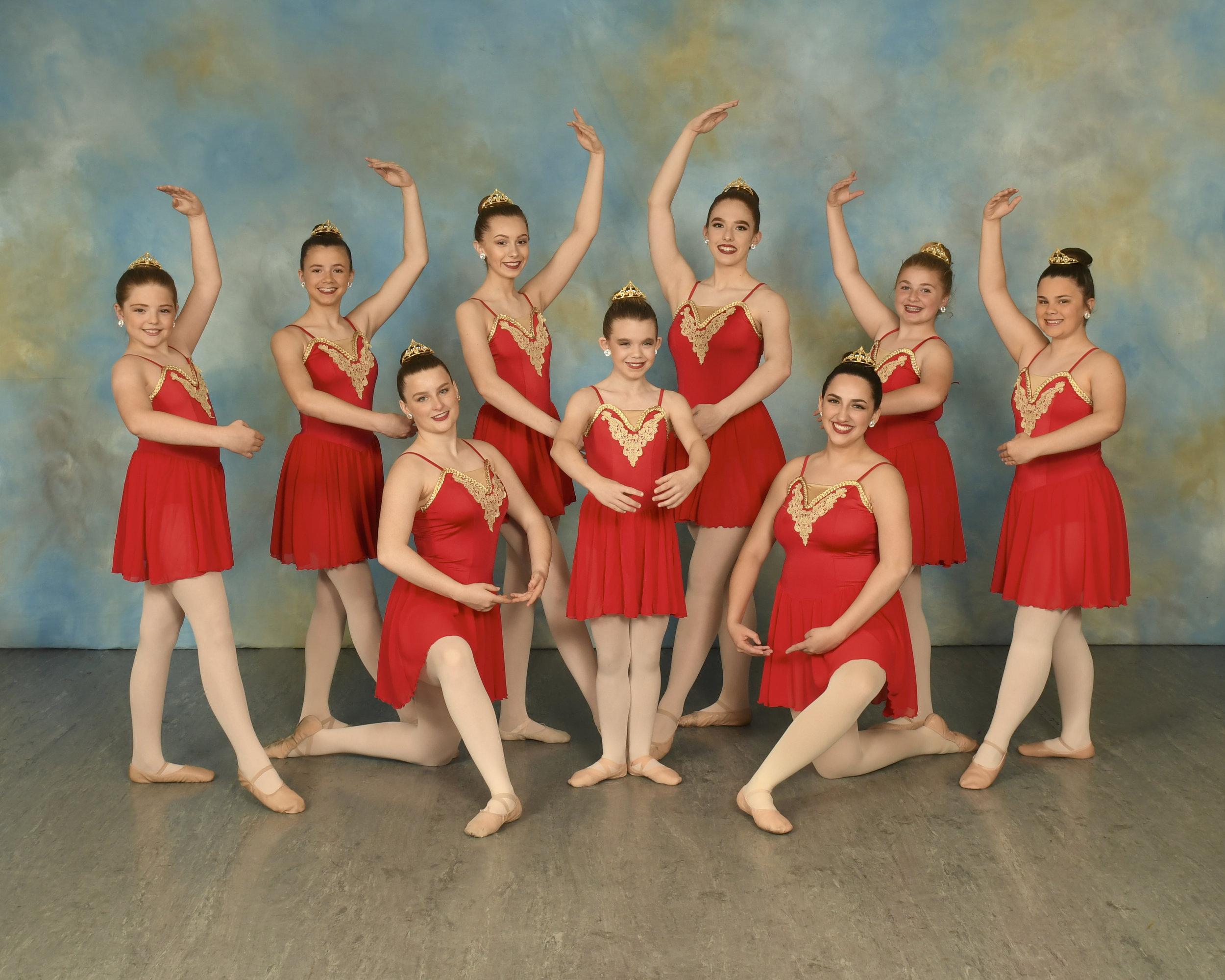Teen Ballet Class