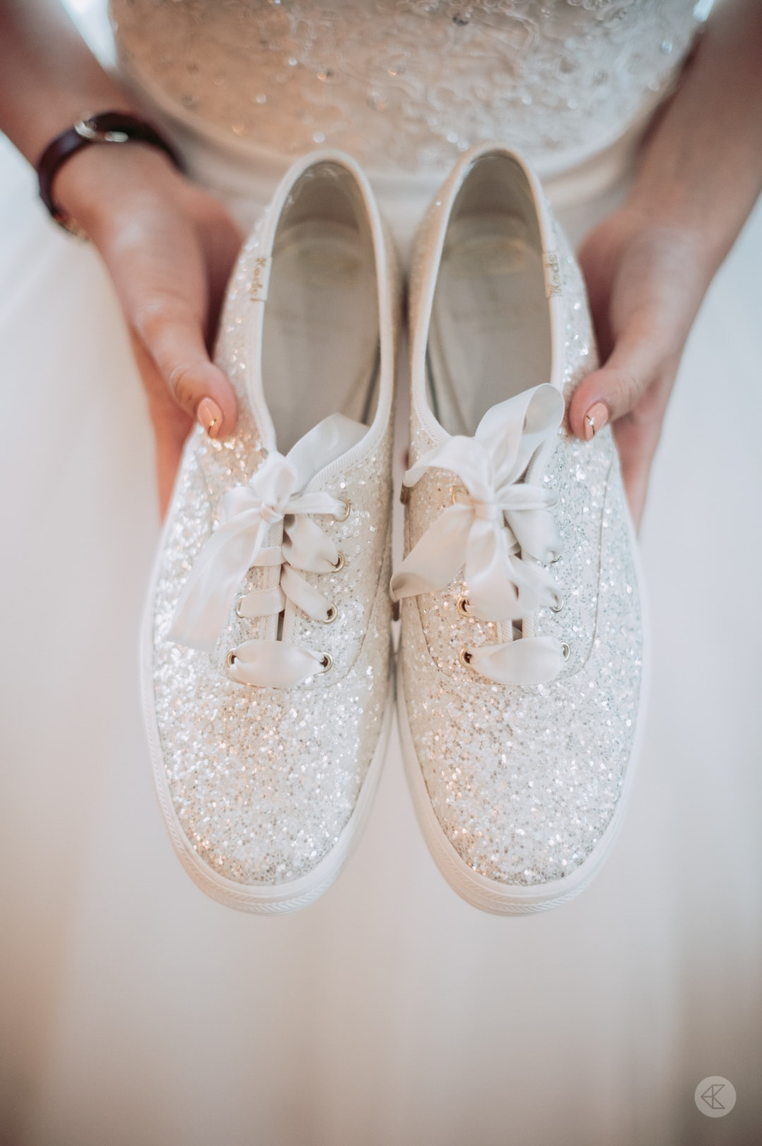 Keds x Kate Spade Bridal Shoes