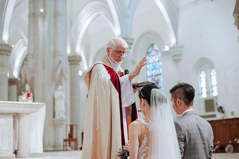 Priest's blessings