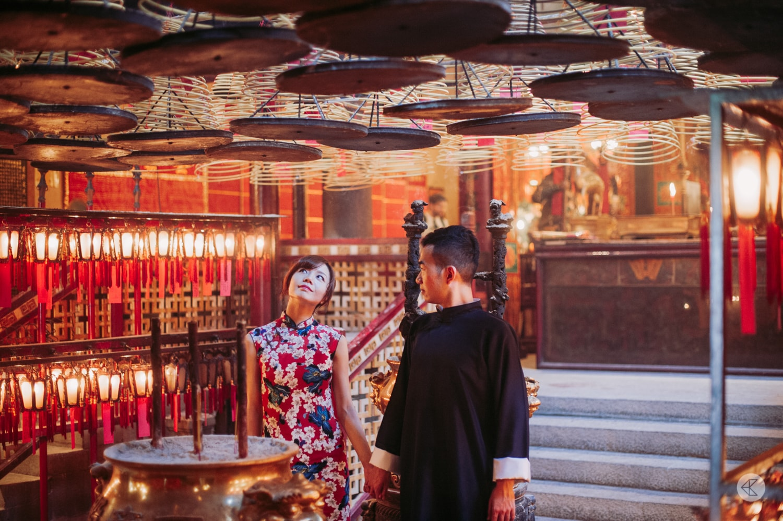 Oriental Pre-Wedding
